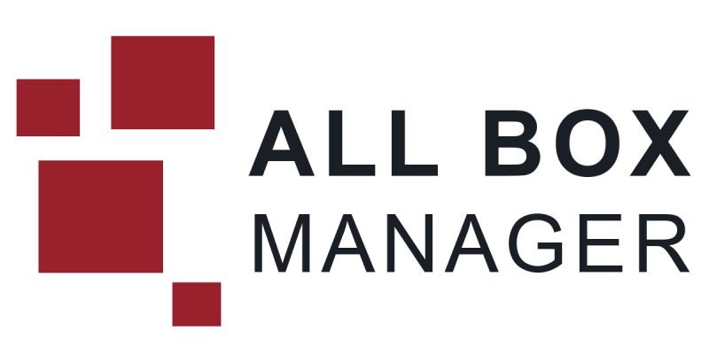 Logo de All box Manager